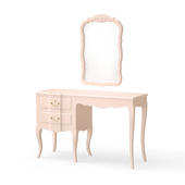 OM Dressing table in Provence style