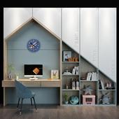 Furniture for children set 052