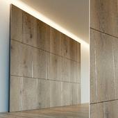 Wall panel made of wood. Decorative wall. 47