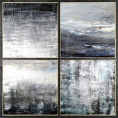 Paintings abstract | set 451