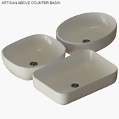 Bathroom collections : Artisan above counter basin #2