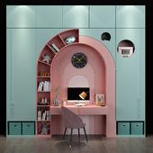 Furniture for a children 053