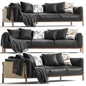 GIORGETTI URBAN 3 seater sofa