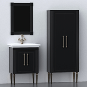 Classical bathroom furniture Embassy Gaia