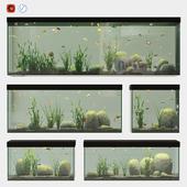 Aquarium set