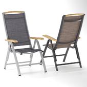 Kettler Memphis multiposition armchair