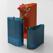 Nude Mist Vase set 2