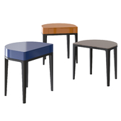 Vic Sidetable and Nightstand by Lema