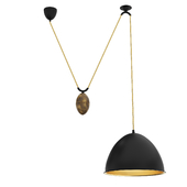 Подвесной светильник Arteriors Egg Drop Pendant