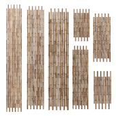 Bamboo branch