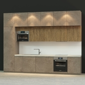 Modern Kitchen 2