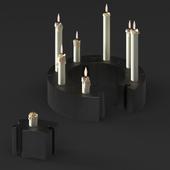 IKEA WERMER Candlestick / Tealight
