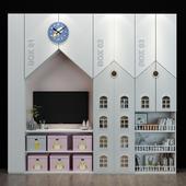 Furniture for a children 054