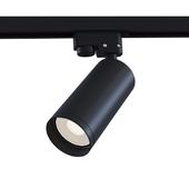 Трековый светильник Track TR004-1-GU10-B