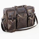 Days Art Boston Leather bag
