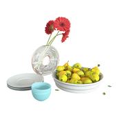 Decorative Set / Pears