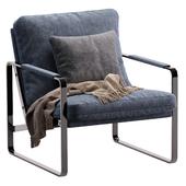Fabricius walter knoll armchair