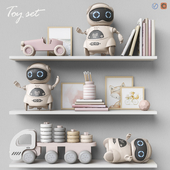 Toys and furniture set 61