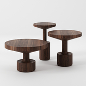 Kigi tables by linteloo
