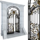 Entarance Door Gate