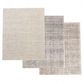 Palomar Hand-Knotted Wool Rug Collection RH