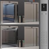 Лифт Kone TRANSYS (KDS 300)