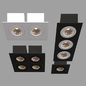 Modular Lighting Instruments K-SET Spotlight