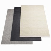 Three rugs WARLI - 32