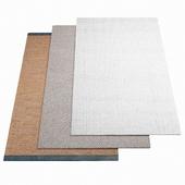Three rugs WARLI - 33