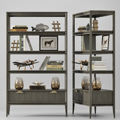 City Showcase with drawer