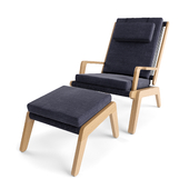 Skagen Deck Chair by Oasiq