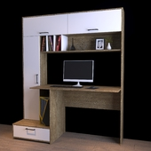 Компьютерный стол Моби Лайт