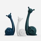 Nordic Ceramics Snail