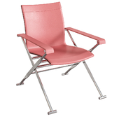 Armchair Beverly CITTERIO Leather