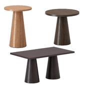 Tirolo Cordoba tables set