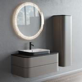 Duravit HAPPY D.2 PLUS | Single vanity unit