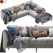 Угловой диван Loft