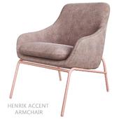 Henrik Accent Armchair