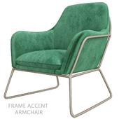 Frame Accent Armchair