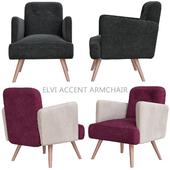 Elvi accent armchair