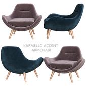 Karmello Accent Armchair