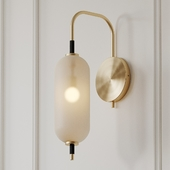 PIERCE Wall Sconce by Coil and Drift