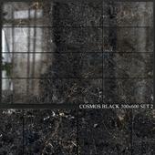 Yurtbay Seramik Cosmos Black 300x600 Set 2