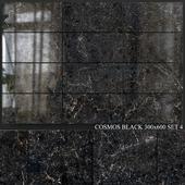 Yurtbay Seramik Cosmos Black 300x600 Set 4