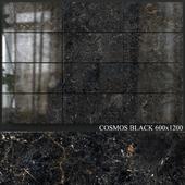 Yurtbay Seramik Cosmos Black 600x1200