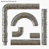 Aluminium Foil hose