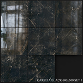 Yurtbay Seramik Carelia Black 600x600 Set 1