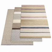 Three rugs WARLI - 35