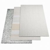 Three rugs WARLI - 36