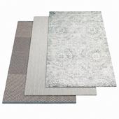 Three rugs WARLI - 37